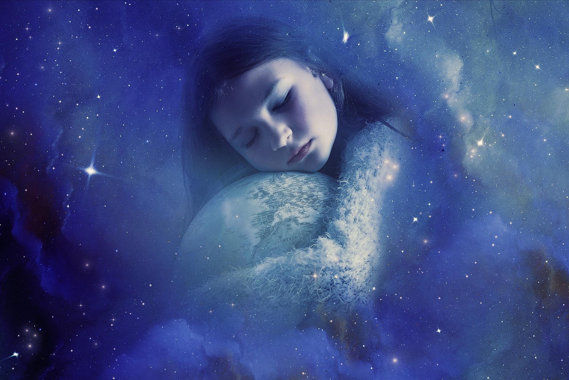 Solfeggio Frequenzen Besser schlafen